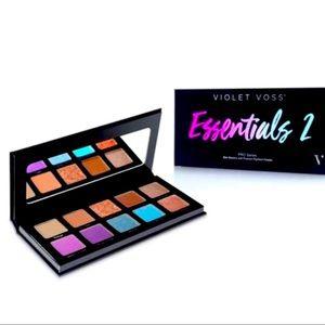 🌈2/$30 NIB Violet Voss Essentials 2 Eyeshadow